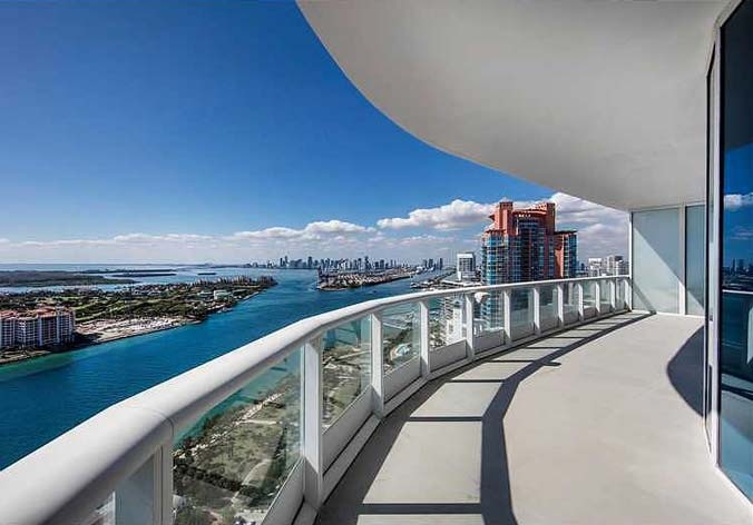 Top 10 Most Expensive Condos In South Beach Miami Sunny Isles
