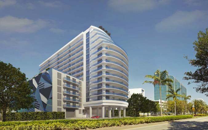 Will High-End Condos Be Popular In Miami's Design District?