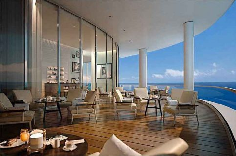 Interior Renderings Available For The Ritz-Carlton Sunny Isles
