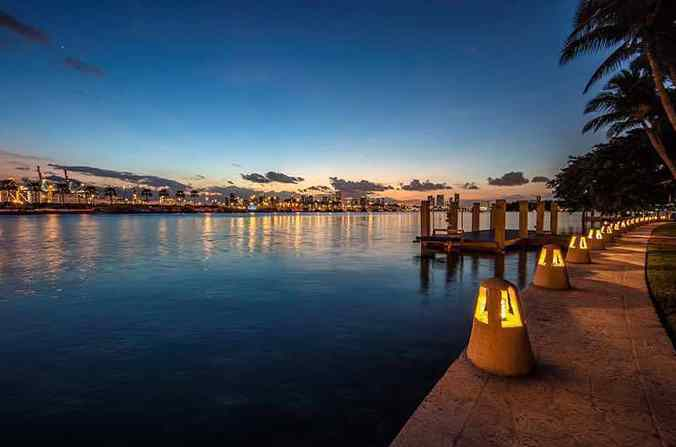 Miami Beach Luxury Waterfront Homes For Sale
