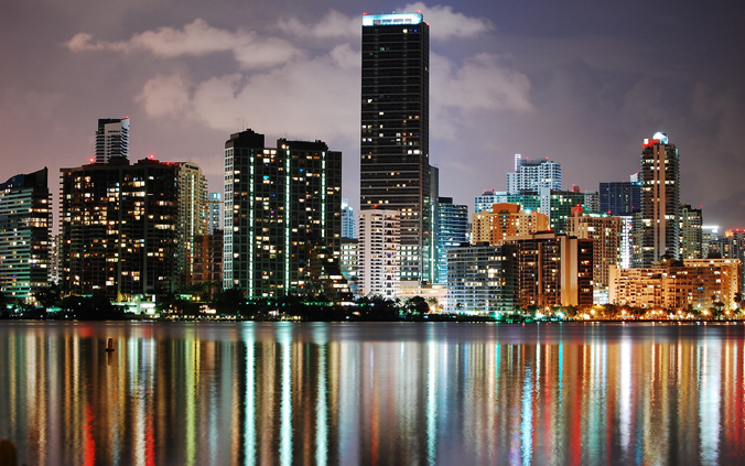 Miami was the Second Fastest Growing City Last Year