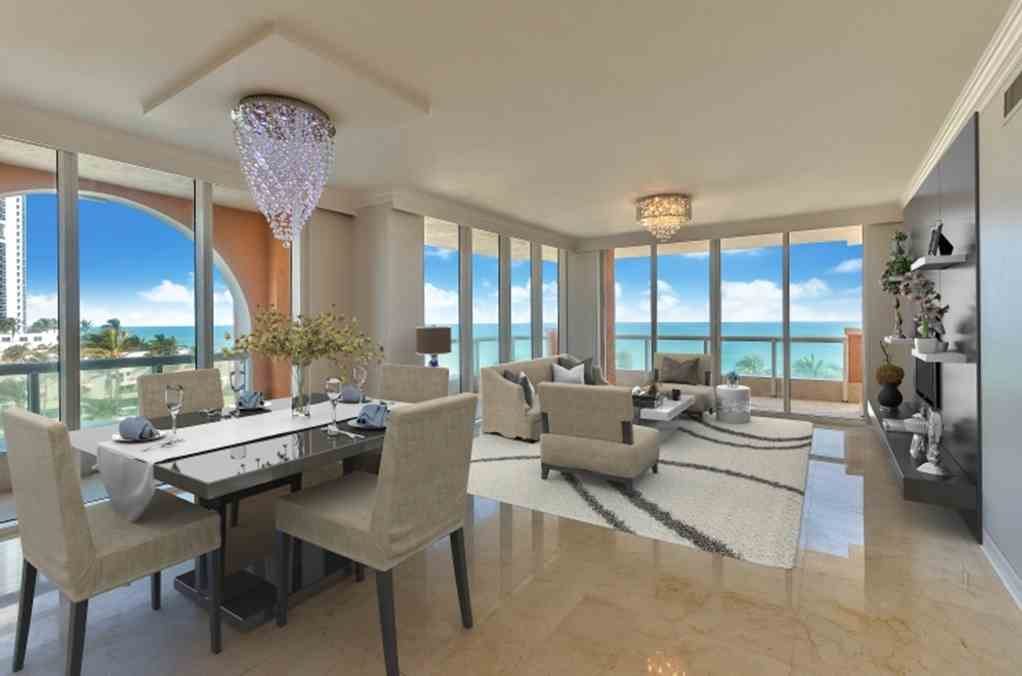 Oceanfront Condominiums